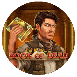 Book of Dead Slots Game