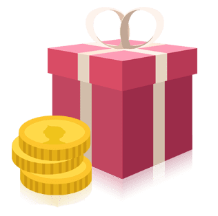 Present and money