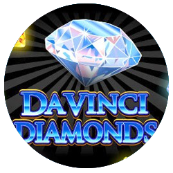Davinci Diamonds Casino Games