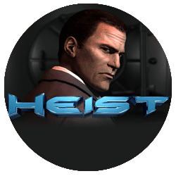 Heist Slot machine